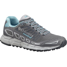 Columbia Bajada III Shoes Women Ti Grey Steel/Coastal Blue